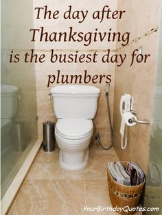 Funny Happy Thanksgiving Quote on mugs or magnets