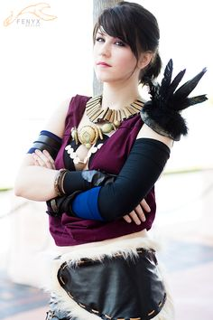 Morrigan cosplay submitted by Lightthedynamite. http://lightthedynamite.deviantart.com/gallery/38052108