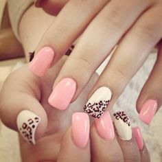 uñas decoradas palo de rosa - Google Search