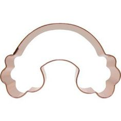 Rainbow Cookie Cutter with Clouds by CopperGifts Workshop, http://www.amazon.com/dp/B004542Y60/ref=cm_sw_r_pi_dp_J.sYrb1QHSSPN