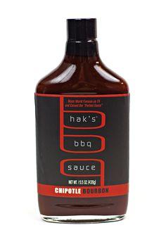 Hak's Chipotle Bourbon