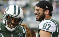 Jets' Brandon Marshall, Eric Decker, Ryan Fitzpatrick,... #Jets: Jets' Brandon Marshall, Eric Decker, Ryan Fitzpatrick, Chris Ivory… #Jets
