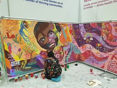 Art is integrated into many aspects of education and raising awareness of world gender equality. Integrity, Equality, Raising, Gender, Community, Education, World, Artwork, Photos