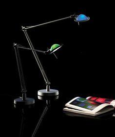 Berenice desk lamp by Alberto Meda & Paolo Rizzatto