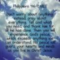 philippians 4 6-7 - Google Search Philippians 4 6 7, Google Search
