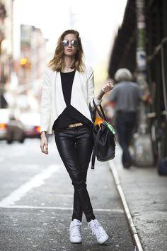 ストリートスナップニューヨーク - Dana luz almadaさん | Fashionsnap.com