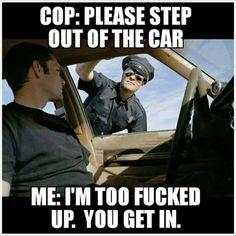 funny cop memes