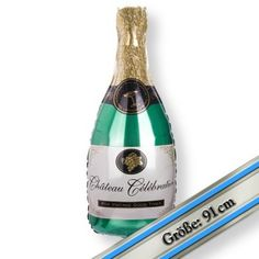 Riesiger_Heliumballon_Champagner-_Flasche