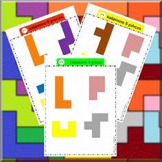Psicopedagogia Salvador: Imprima jogo de desafio que promove estímulos viso...