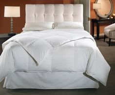 Alwyn Home Himmelmann Midweight Summer Down Comforter Size: Full / Queen - Alwy. - Alwyn Home Himmelmann Midweight Summer Down Comforter Size: Full / Queen – Alwyn Home Himmelmann - Bed Comforter Sets, Down Comforter, Comforters, Bedspreads, Pottery Barn, Ikea, Down Quilt, Simple Bed, Easy Bed