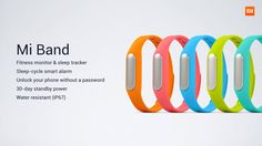 Chinese smartphone maker Xiaomi launches sleek new phone and $13 fitnessband