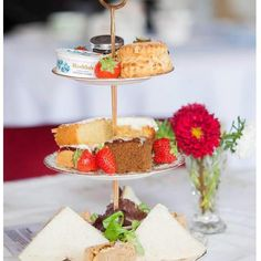 Wight Vintage can supply you with all your celebration requirements from our delicious afternoon tea packages, professional styling of house service. Tiered Cake Stands, Sandwiches, Isle Of Wight, Food Safety, Canapes, Yummy Cakes, Afternoon Tea, Scones, Catering