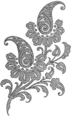 Gallery.ru / Photo # 27 - Embroidery II - GWD