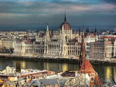 Winter in Budapest Hungary source 10mmm