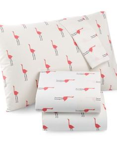 Whim by Martha Stewart Collection Novelty Print 4-pc Queen Sheet Set, 200 Thread Count 100% Cotton Percale, Only at Macy's