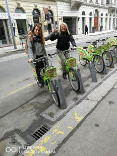 Get bored about walking? Discover the city by easy-to-rent BUBI (MOL Budapest Bike system of municipality). Thank you for the great photo by our guest Eleonora Veronica Codre.