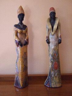 africaine raku - Recherche Google