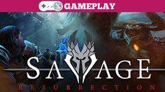 Savage Resurrection Gameplay