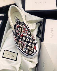 f6bbdcbfbd3 Customizer Depot. Custom SneakersCustom VansShoes SneakersGucci Slip OnsRugged  ...