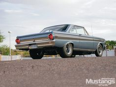 1964 Ford Falcon Low Storage Rates and Great Move-In Specials! Look no further Everest Self Storage is the place when you're out of space! Call today or stop by for a tour of our facility! Indoor Parking Available! Ideal for Classic Cars, Motorcycles, ATV's & Jet Skies. Make your reservation today! 626-288-8182
