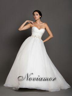 vestidos de novia corte princesa 2014 - Buscar con Google