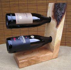 Bottle Display, Wine Display, Rustic Wine Racks, Wine Bottle Holders, Wood Bowls, Wine Storage, Wine Cellar, Handmade Wooden, Liquor