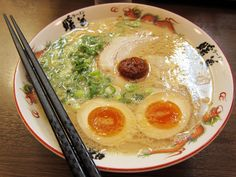What you didn't know about instant ramen