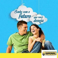 Qual sonho você quer realizar futuramente? Conta pra gente <3 #imperialconstrutora #dicadaimperial #inspiração