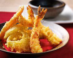 Benihana : Shrimp and Vegetable Tempura