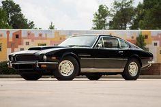 1978 Aston Martin V8.
