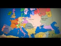 Always wanted to learn more about European history but could never find the time? Look no further than the time-lapse map in the video above, which has boiled down the continent's history into just three-and-a-half minutes.