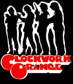 Clockwork Orange Back-Patch $5.95 #punk #clothing #punkpatches #music www.drstrange.com