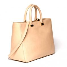 the row DAY LUXE BAG - LEATHER