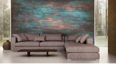 Novacolor Italia Verderame_wall painting - aidosti hapettuva kuparimaali