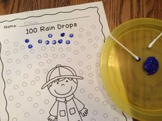 As a precursor to writing and using an effective pencil grasp, students need to build fine motor skills. Q-tip painting is a wonderful way to do that! This no prep activity is perfect for students in preschool-1st grade!  Included are three options: *100 dots (not labeled as so) *100 dots (labeled) Perfect for 100th Day! *120 dots (labeled) Perfect for 120th Day!  Pictures to dot paint include: Apple Tree, Fall Tree, Blossom Tree, Pumpkin, Snowman, Heart, Shamrock,  Rainy Day