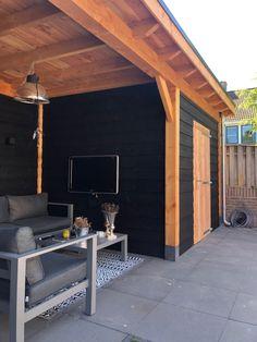 Extension Veranda, Porch Enclosures, Outdoor Pavilion, Outdoor Living, Outdoor Decor, Back Gardens, Garden Inspiration, Gazebo, Backyard
