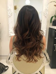 Photo of Hair By Julianne Cho - Los Angeles, CA, United States. My beautiful new ombre color! Love it!