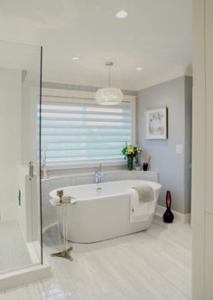 traditional bathroom by Enviable Designs Inc. property brothers....love those guys! @Michele Bencivenga