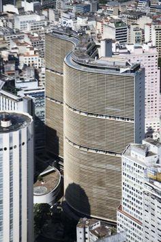 Oscar_Niemeyer_COPAN - Leonardo Finotti - São Paulo - Architectural Photographers