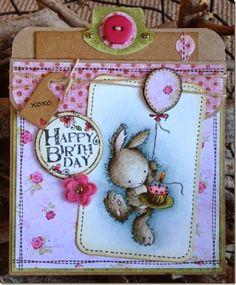 Balloon Bunny - Lou