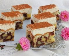 Sweet Cookies, Tiramisu, Muffin, Food And Drink, Cooking Recipes, Sweets, Baking, Ethnic Recipes, Cakes