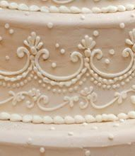 royal icing string work | contains some mind-boggling string work. (String work uses royal icing ...