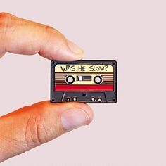 PREORDER Baby Driver Was He Slow Cassette Tape
