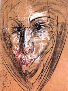 Portrait of Jan Leszczynski 1932 Stanislaw Ignacy Witkiewicz