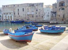 Monopoli, Puglia, italia