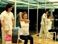 Bacak Eritme EgzersizleriSelülitleri Yok Etmek ve Bacakları Zayıflatmak İçin Hareketler - YouTube