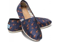 Woven Giraffe Women's Classics hero. I can't even explain how badly I want these shoes. They were clearly made for me!