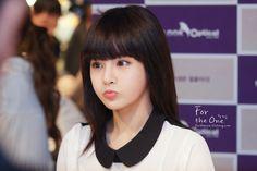 For the One :: 120419 룩옵티컬 팬싸인회 직찍♥ T-ara ♥ Boram ♥