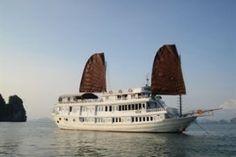 Overview of V'Spirit Cruise