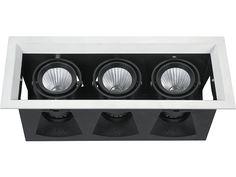 LLMCOB103 recessed COB downlight   Ledridge Lighting